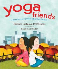 kid power yoga  good night yoga book  good morning yoga book